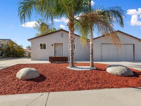 Just Sold - 784 South Miramar Ave, San Jacinto, CA 92583.