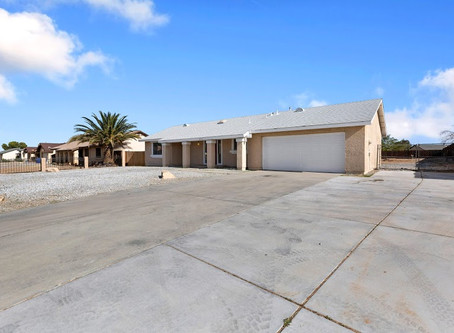 Just Sold - 12791 Amethyst Rd, Victorville - Listing #507067