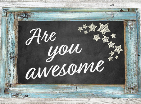 Are You Awesome!