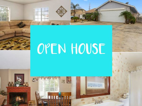 Moreno Valley Open House        Sunday at 12 PM – 3 PM