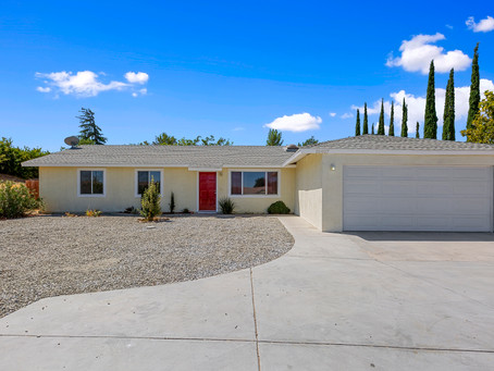 Open House - 16407 Nisqualli Road Victorville 12PM to 3PM 9/14/19