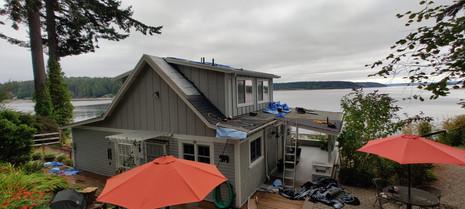 Key Peninsula roof replacement