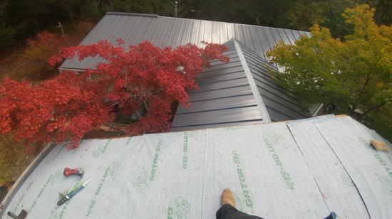 Key Peninsula Metal Roof