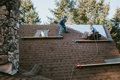 Roofing Gig Harbor
