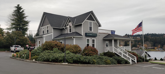 Downtown Gig Harbor Roof