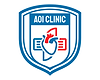 Aoizaitakuclinic logo