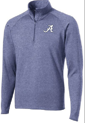 Aces Stretch 1/2 Zip Pullover