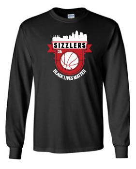 Sizzlers LS Tee