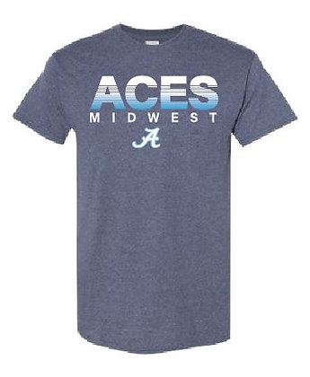 Aces Dri Fit SS Tee