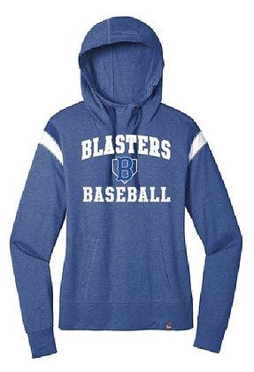 Blasters Ladies Varsity Hoodie