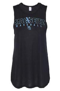 Mac N Seitz Ladies Slinky Jersey Muscle Tank