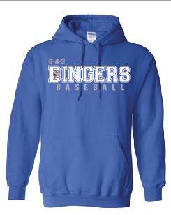 Dingers Basic Hoodie
