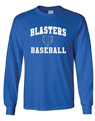 Blasters Basic LS Cotton Tee