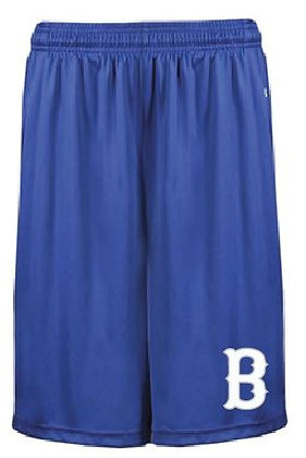 """Blasters Pocketed 7"""" Shorts"""