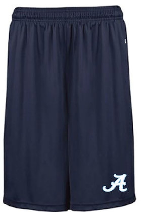 """Aces Pocketed 7"""" Shorts"""