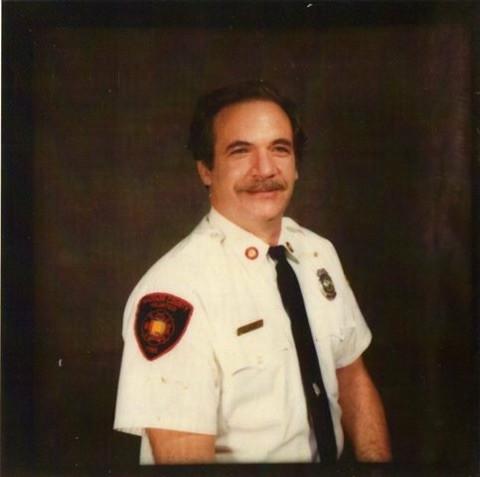 Chief Gordon Hurd