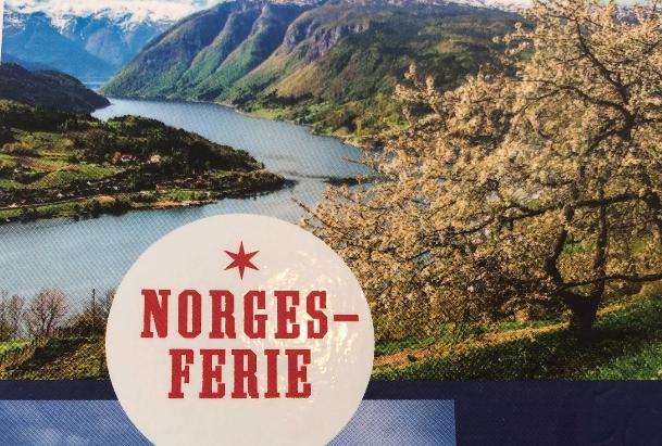 Vil du på norgesferie? Da er årets julegave ei bok skrevet av selveste Arne Hjeltnes