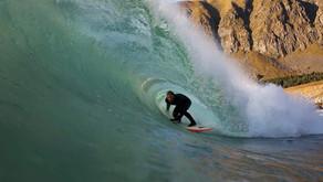 Ett intervju med vinterens surf instruktør på Boretunet Shannon Ainslie