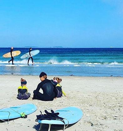 surfekurs, barn, jæren, surfeskole, boretunet