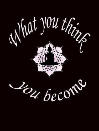 Buddhist Eastern Lotus What You Think Shirt