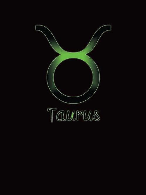 Zodiac Astrology Taurus Symbol Shirt