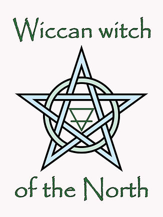 Wiccan Witch of the North Shirt