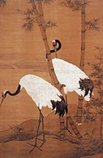144px-Bian_Jingzhao._Bamboo_and_Cranes._