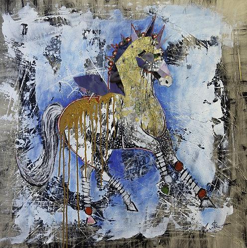 Cheval-Dragon