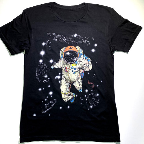 LOST IN SPACE BLK