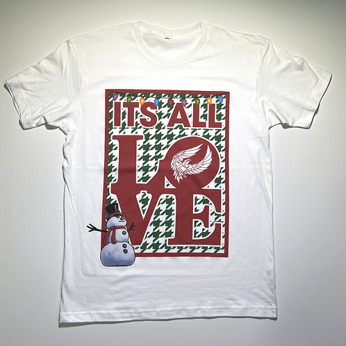 Its all love holiday shirt
