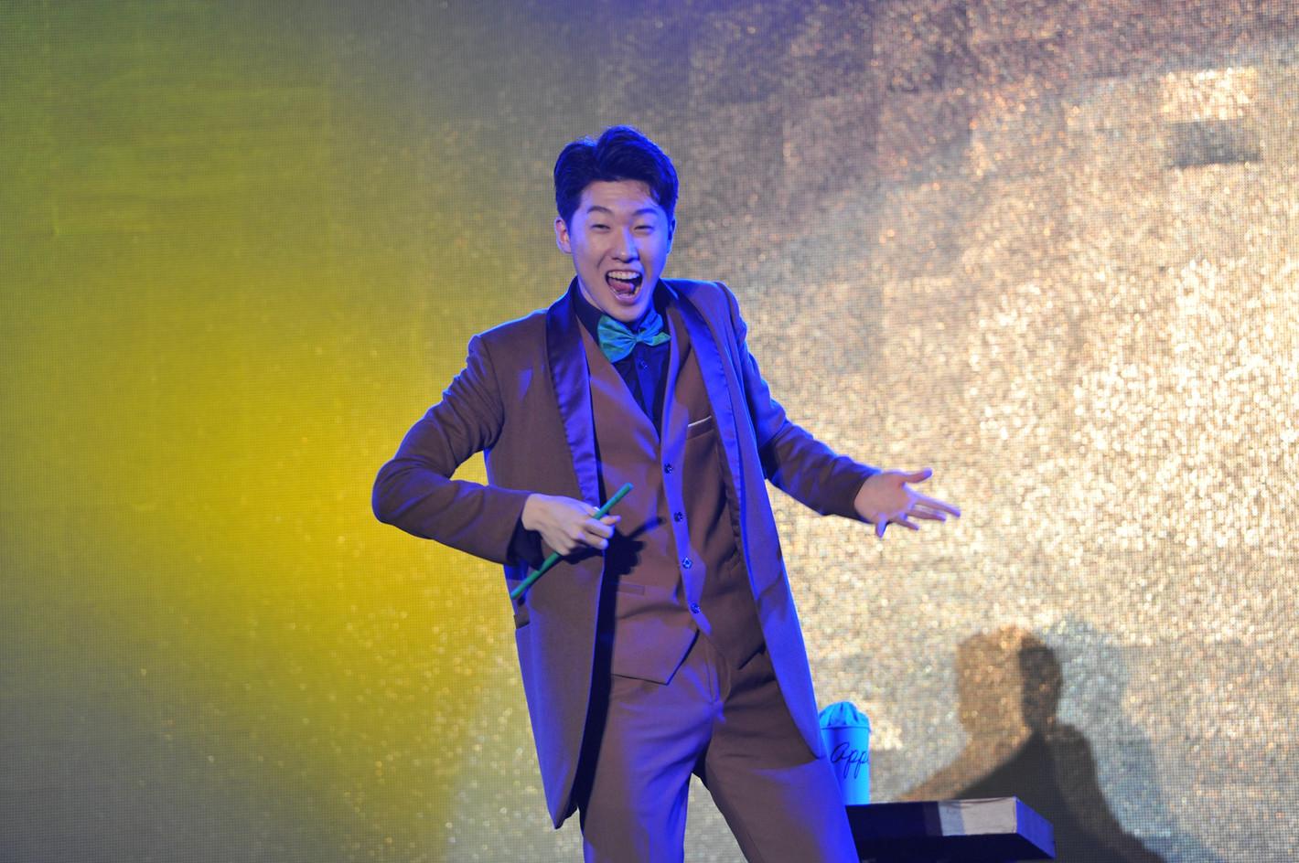 第十屆國際魔術大賽 特別獎 Lee Seong Ju