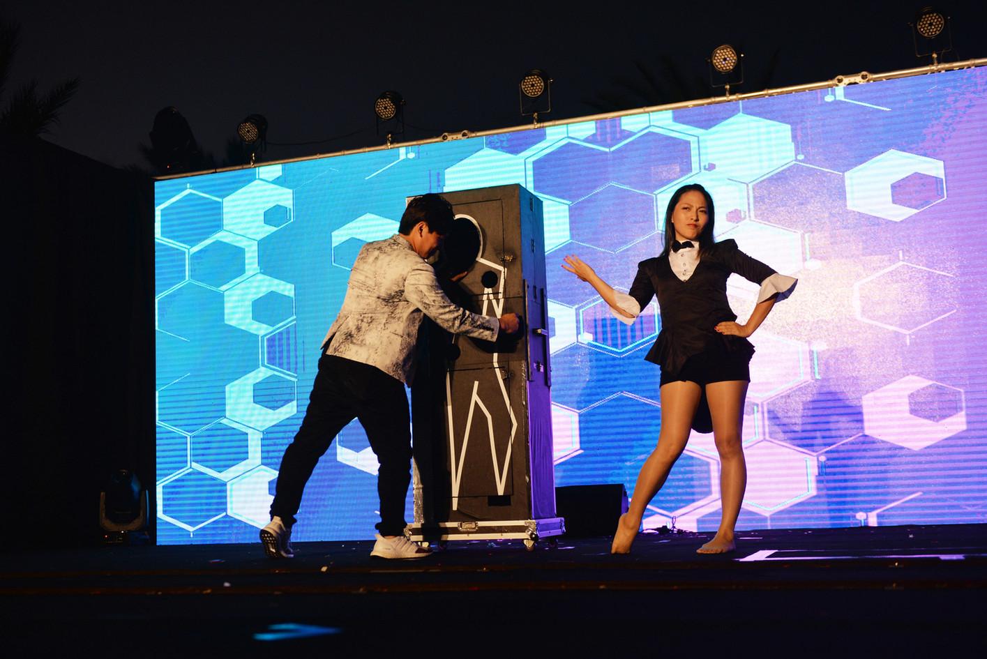 第十屆國際魔術大賽 嘉賓表演 蔣昊