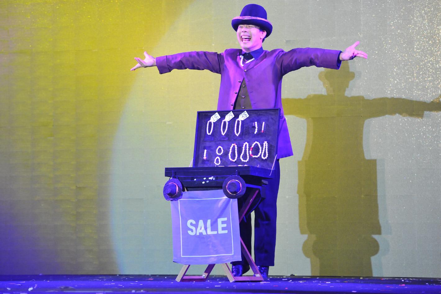 第十屆國際魔術大賽 韓國參賽者 Lee Seong Yeon