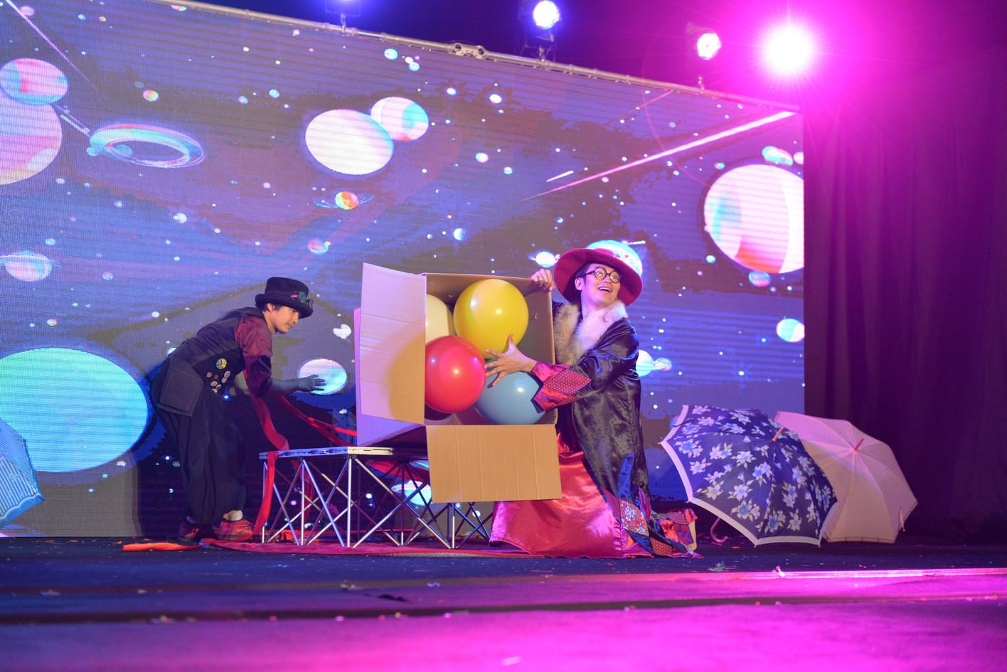 第十屆國際魔術大賽 冠軍 Mawarimichi