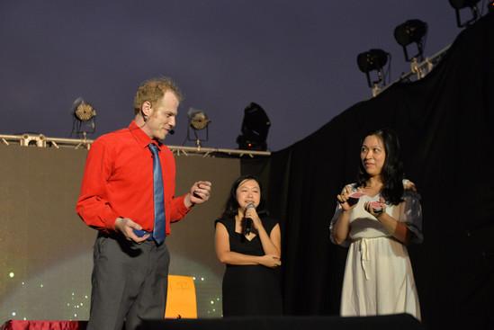 第十屆國際魔術大賽 國際嘉賓 Burke Giordano