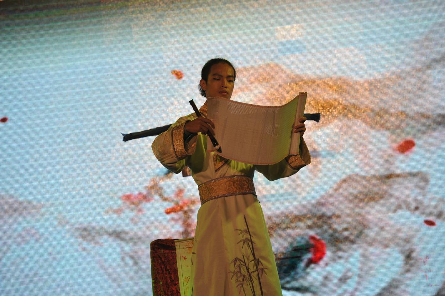 第十屆國際魔術大賽 亞軍 蔡謹丞