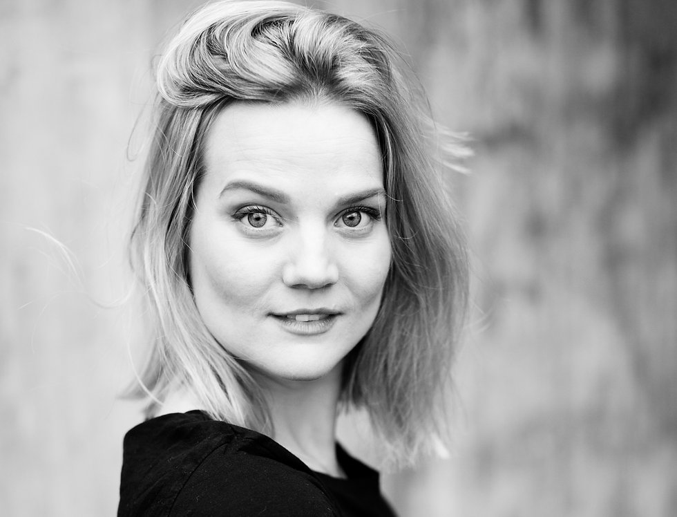 Elin Ljungberg Porträtt 25 - Foto Marcu
