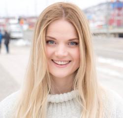 headshot Elin Ljungberg