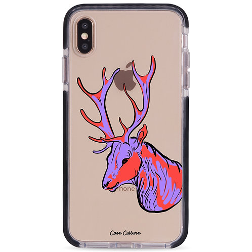 Deer (Purple) - รุ่น Clear Guard