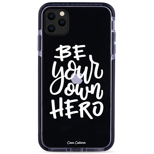 Be Your Own Hero (White) - รุ่น Clear Guard