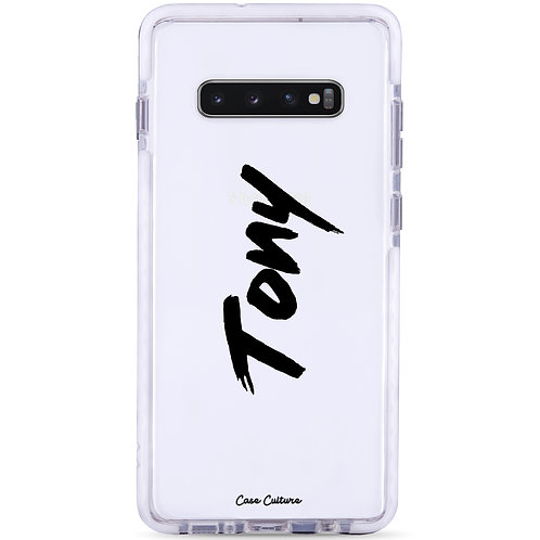 Name Case (Font M1) - รุ่น Clear Guard
