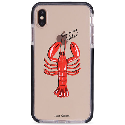The Lobster (Black Font) - รุ่น Clear Guard