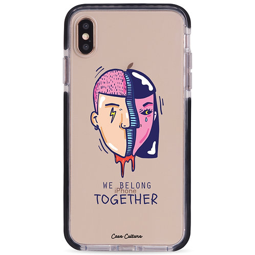 Together (Purple Font) - รุ่น Clear Guard