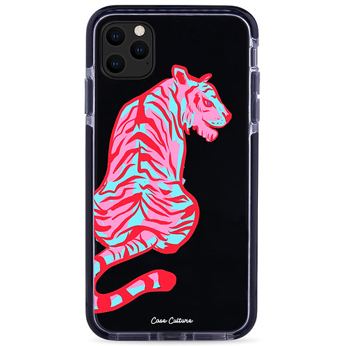 Red Tiger (Pink) - รุ่น Clear Guard