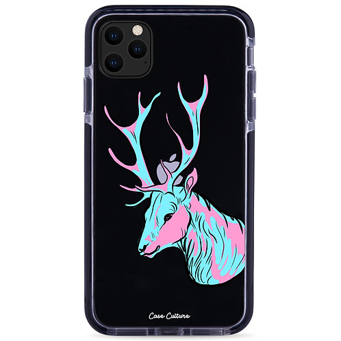 Deer (Pink) - รุ่น Clear Guard