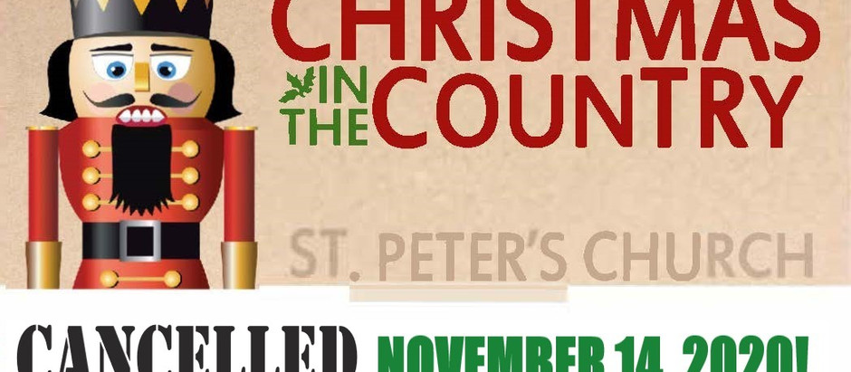 Christmas in the Country Update