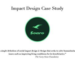 IMPACT DESIGN CASE STUDY