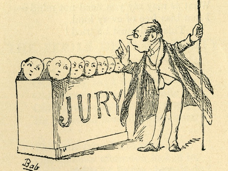 A Nice Dilemma: Considering the ramifications of a trial by jury in criminal cases