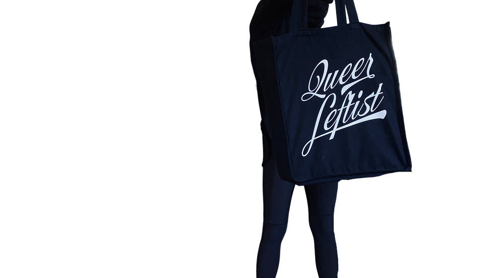 the tote.