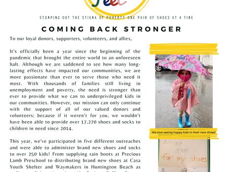 Jan-March 2021 Quarterly Newsletter!